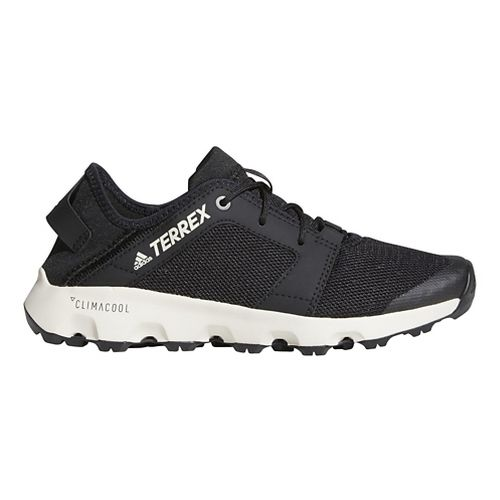 Womens adidas Terrex CC Voyager Sleek Trail Running Shoe - Black/White 9