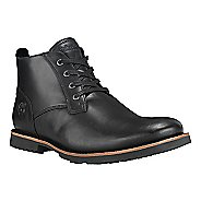 Mens Timberland Kendrick Chukka Casual Shoe - Black Full Grain 11