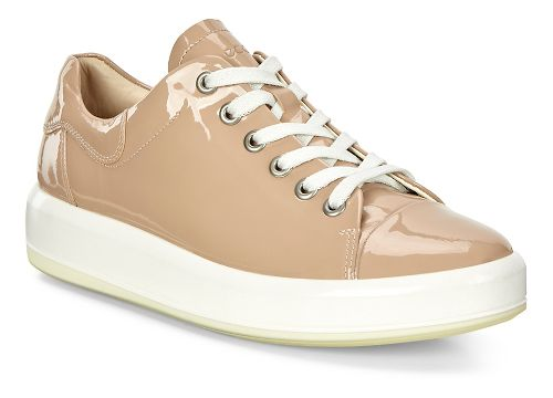 Womens Ecco Soft 9 Tie Casual Shoe - Ginger 41