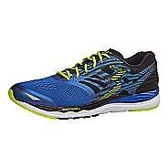 Mens 361 Degrees Meraki Running Shoe - True Blue/Black 9.5
