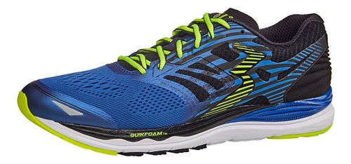Mens 361 Degrees Meraki Running Shoe - True Blue/Black 8