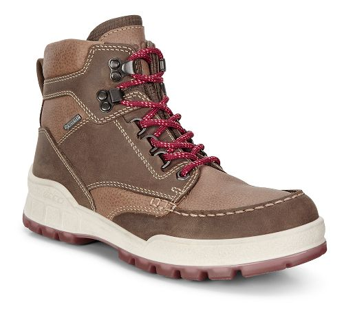 Womens Ecco Track 25 High Casual Shoe - Navajo Brown 35