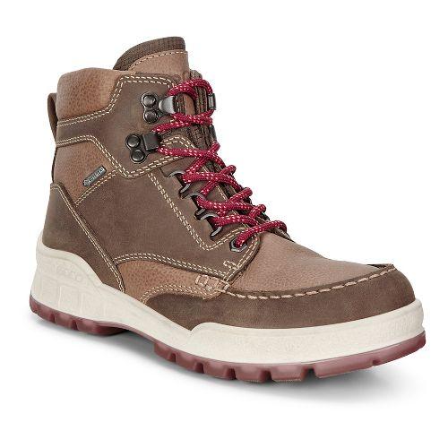 Womens Ecco Track 25 High Casual Shoe - Navajo Brown 41