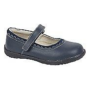 Kids See Kai Run Jane Casual Shoe - Navy 12C