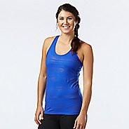 Womens R-Gear Revive Metallic Racerback Sleeveless & Tank Technical Tops