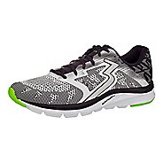 Mens 361 Degrees Spinject Running Shoe - White/Black 10