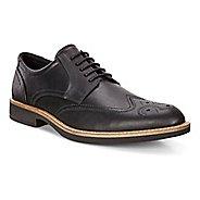 Mens Ecco Biarritz Modern Brogue Casual Shoe
