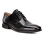 Mens Ecco Cairo Classic Cap Toe Tie Casual Shoe