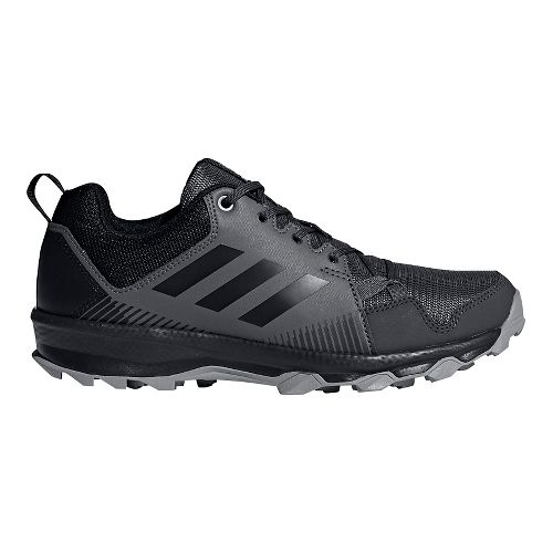 Womens adidas Terrex Tracerocker Trail Running Shoe - Grey/Black 10