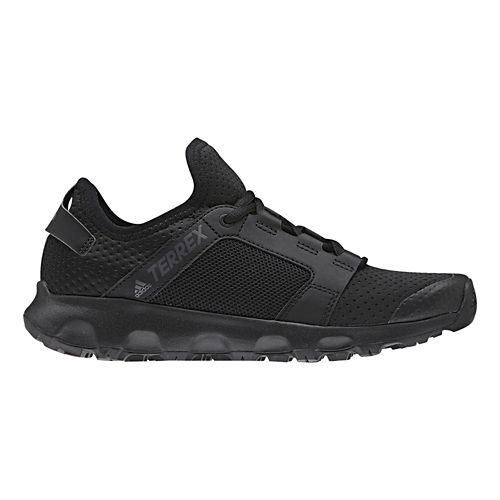 Womens adidas Terrex Voyager DLX Trail Running Shoe - Black/Grey 10.5