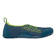 Kids adidas Kurobe Casual Shoe - Teal/Lime 10C