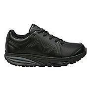 Mens MBT Simba Trainer Walking Shoe - Black/Black 10