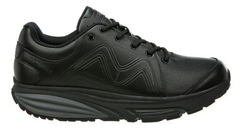 Mens MBT Simba Trainer Walking Shoe - Black/Black 11