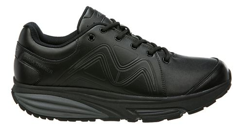 Mens MBT Simba Trainer Walking Shoe - Black/Black 7.5