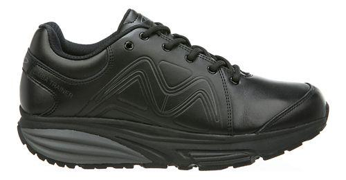 Womens MBT Simba Trainer Walking Shoe - Black/White 8.5