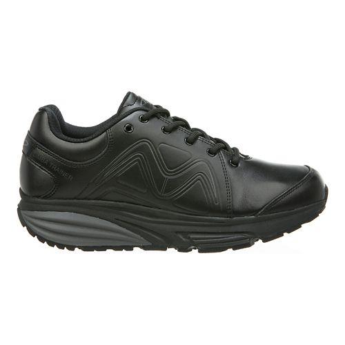 Womens MBT Simba Trainer Walking Shoe - Black/White 8