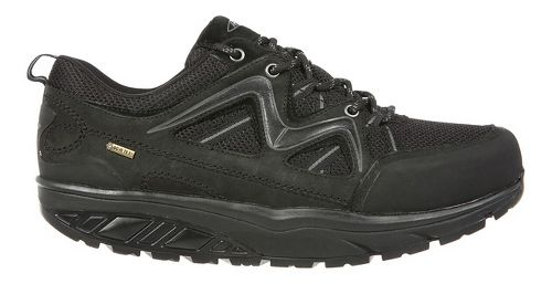 Mens  MBT Hodari Running Shoe - Black 42