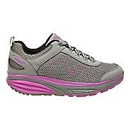 Womens MBT Colorado 17 Walking Shoe - Grey/Purple 9.5
