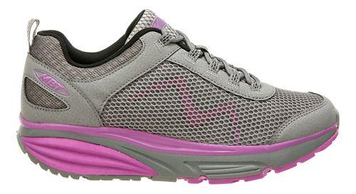 Womens MBT Colorado 17 Walking Shoe - Grey/Purple 10.5
