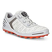 Mens Ecco Golf Cage Pro Textile Cleated Shoe