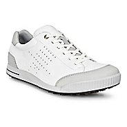 Mens Ecco Golf Street Retro HM Cleated Shoe