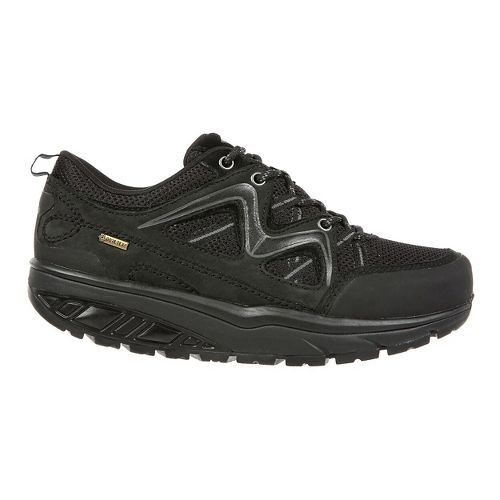 Womens MBT Himaya GTX Running Shoe - Black/Black 36