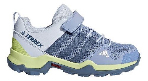 Kids adidas Terrex AX2R CF Hiking Shoe - Blue/Steel/Yellow 13.5C