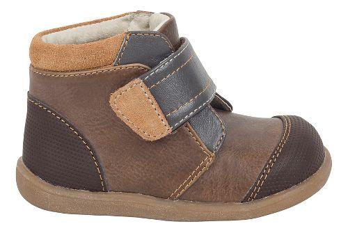 Kids See Kai Run Sawyer II Casual Shoe - Brown 4C