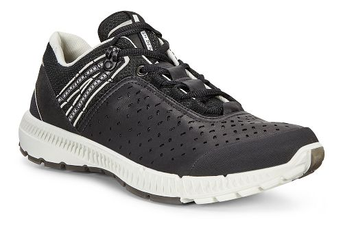 Mens Ecco Intrinsic TR Walk Casual Shoe - Black/Black 41