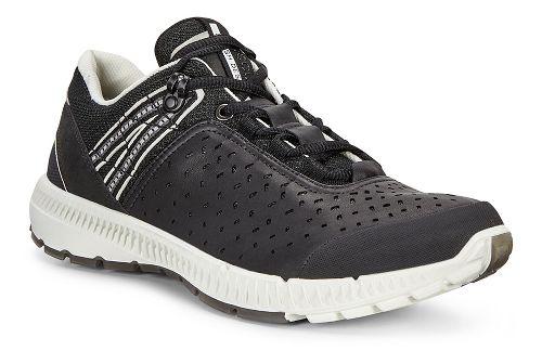 Mens Ecco Intrinsic TR Walk Casual Shoe - Black/Black 43