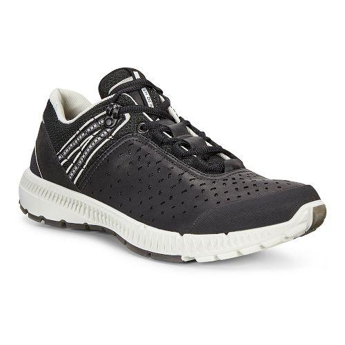 Mens Ecco Intrinsic TR Walk Casual Shoe - Black/Black 42