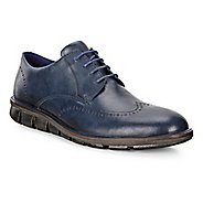 Mens Ecco Jeremy Tie Casual Shoe