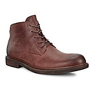 Mens Ecco Kenton Plain Toe Boot Casual Shoe
