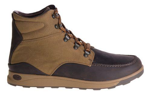 Mens Chaco Teton Sandals Shoe - Otter 10