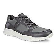 Mens Ecco Luca Modern Sneaker Casual Shoe - Moonless/Dark Shadow 46