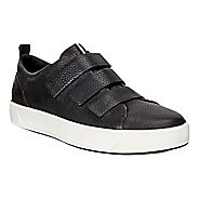 Mens Ecco Soft 8 Casual Shoe - Black 42