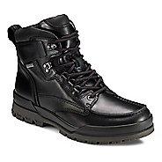 Mens Ecco Track 6 GTX Moc Toe High Casual Shoe