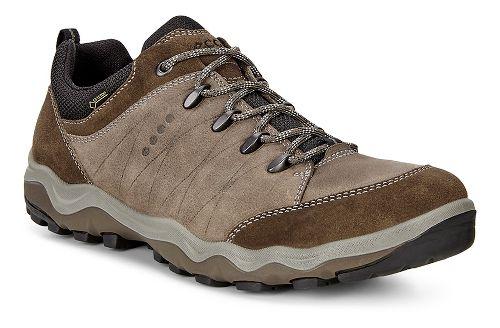 Mens Ecco Ulterra GTX Casual Shoe - Tarmac/Tarmac 44
