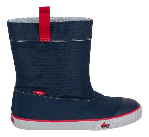 Kids See Kai Run Montlake WP Casual Shoe - Navy 6C