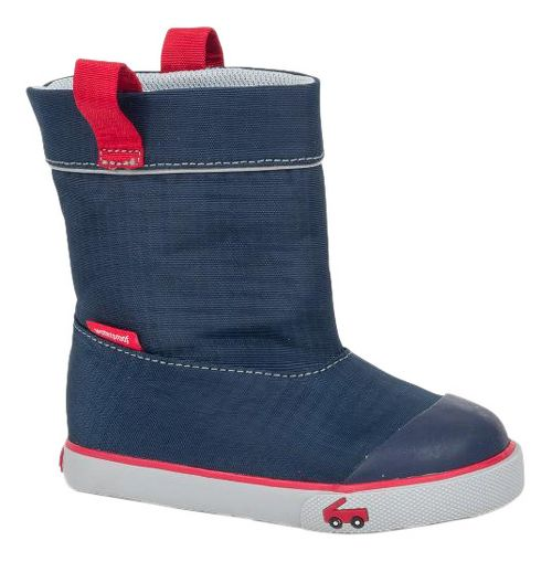 Kids See Kai Run Montlake WP Casual Shoe - Navy 2Y