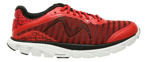 Mens MBT Racer 18 Running Shoe - Red 8.5