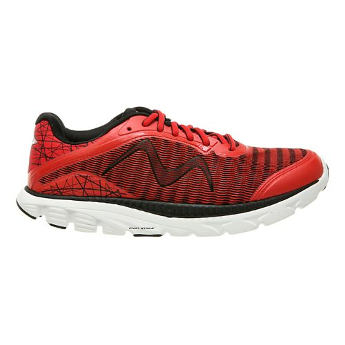 Mens MBT Racer 18 Running Shoe - Red 9.5