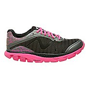 Womens MBT Racer 18 Running Shoe - Dark Grey/Fuchsia 8