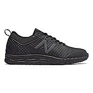 Mens New Balance 806v1 Walking Shoe - Black/Black 11