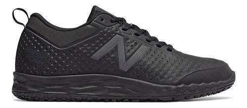 Mens New Balance 806v1 Walking Shoe - Black/Black 12