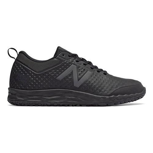 Mens New Balance 806v1 Walking Shoe - Black/Black 7