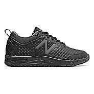 Womens New Balance 806v1 Walking Shoe - Black/Black 6.5