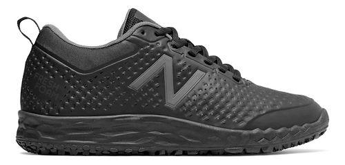 Womens New Balance 806v1 Walking Shoe - Black/Black 10.5