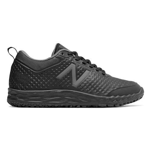 Womens New Balance 806v1 Walking Shoe - Black/Black 9
