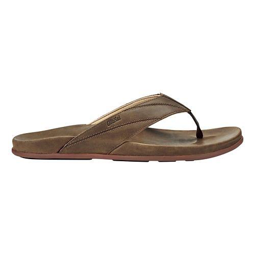 Mens OluKai Pikoi Sandals Shoe - Ray/Ray 12